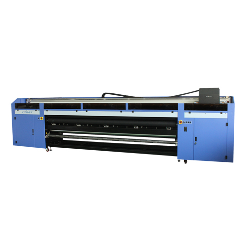 M3200 UV 3.2m UV Roll to Roll Printer With Ricoh GEN5 Print Heads